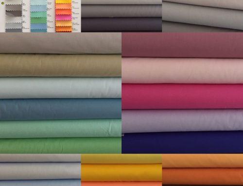 37 neue Farben  Kona Cotton von  Robert Kaufman eingetroffen