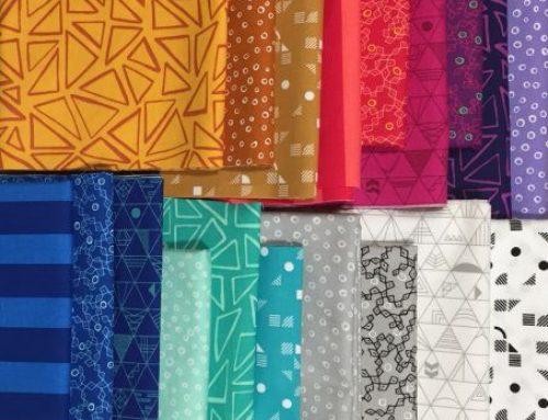 Mystery Quilt mit Sandra Lindner für Patchwork Professional