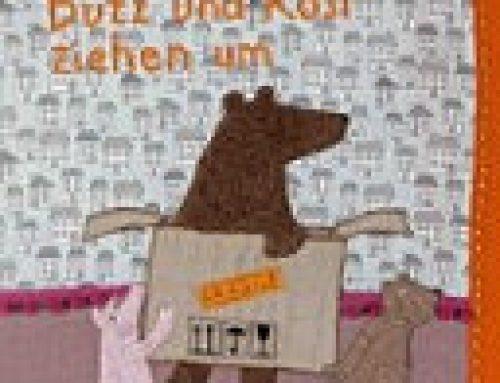 """Kinderbuchvorstellung von Ruth Feile, """"Butz und Rosi ziehen um"""""""