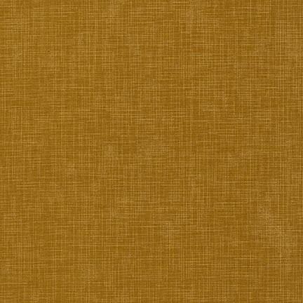 Quilters Linen Mustard