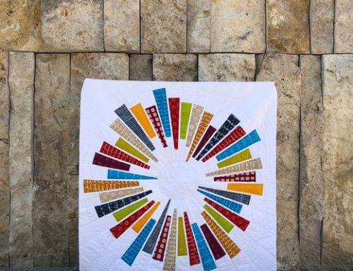 neuer Kurs bei Quilt Et Textilkunst