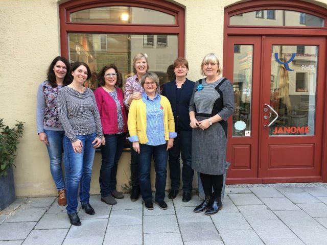 Das Team von Quilt Et Textilkunst