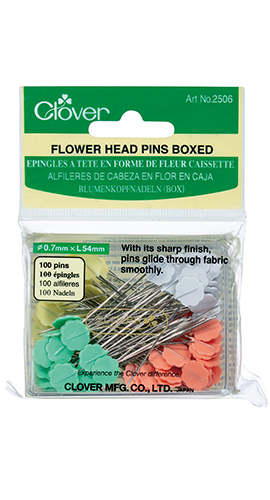 Blumenkopfnadeln