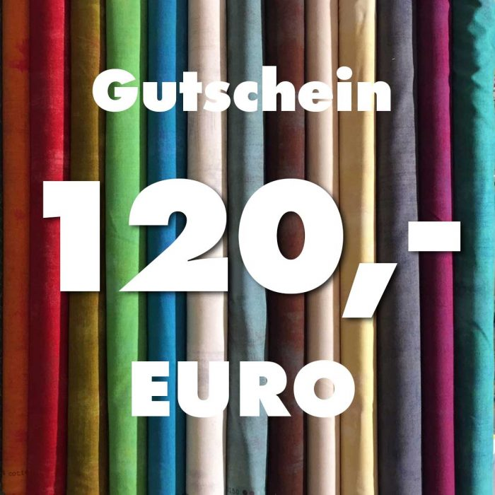 Gutschein über 120 Euro