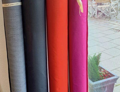 neue Farben von dry oilskin von Merchant & Mills eingetroffen