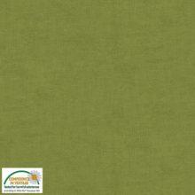 grüner Melange Stoff