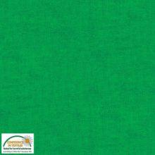 Melange Stoff grün