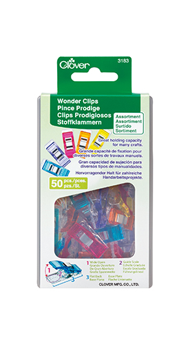 Wonderclips Clover