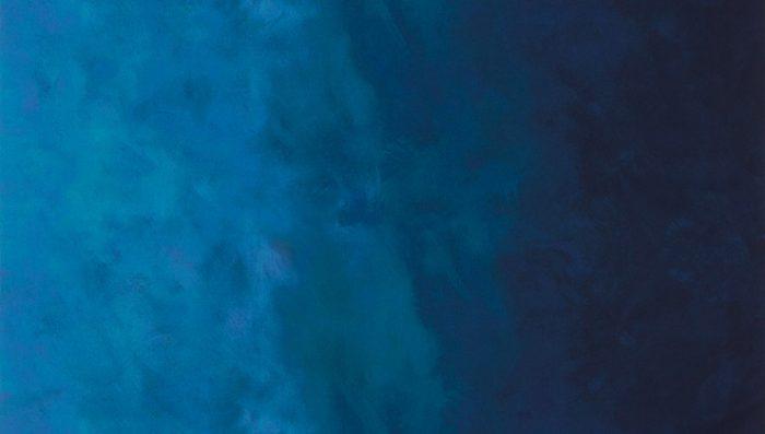Himmel in blau Farbverlauf