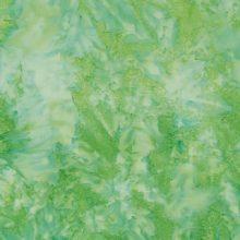 Batik Grün