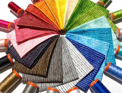 NEU SEEDS von Free Spirit Fabrics