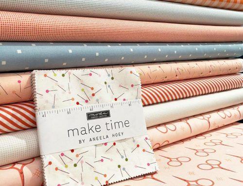 Make Time von MODA by Aneela Hoey – soeben eingetroffen